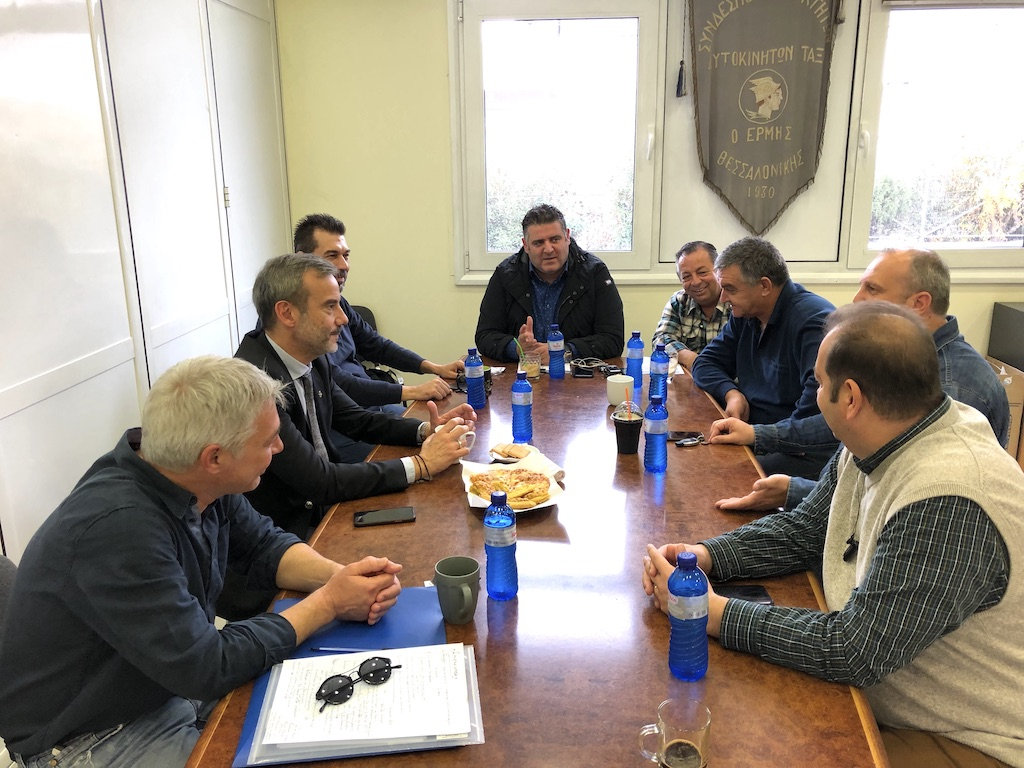 Απαιτείται ολοκληρωμένος σχεδιασμός για όλα τα μέσα μεταφοράς της Θεσσαλονίκης