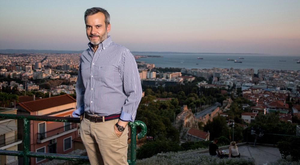 Κωνσταντίνος Ζέρβας: «Θα κάνουμε την Αριστοτέλους μία από τις ομορφότερες πλατείες παγκοσμίως»
