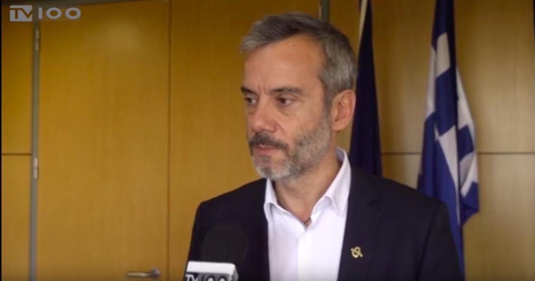 Ο Κ. Ζέρβας ανέλαβε και επίσημα καθήκοντα δημάρχου Θεσσαλονίκης