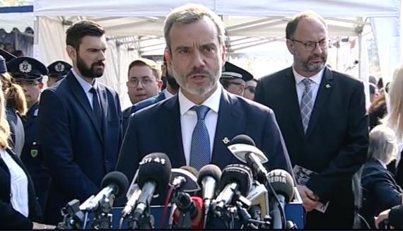 Δηλώσεις δημάρχου Θεσσαλονίκης μετά την στρατιωτική παρέλαση