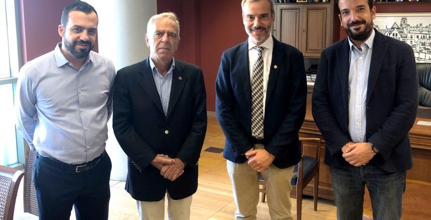 Υπεγράφη πρακτικό σύμπραξης 4 δημοτικών παρατάξεων στο δήμο Θεσσαλονίκης