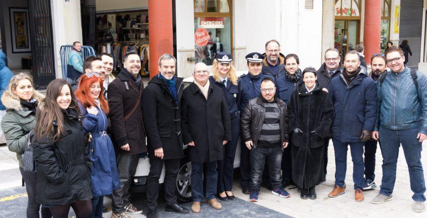 υπηρεσία γνωριμιών αστυνομικών χρονολογίων παλαιών φωτογραφιών αρχειοθηκών