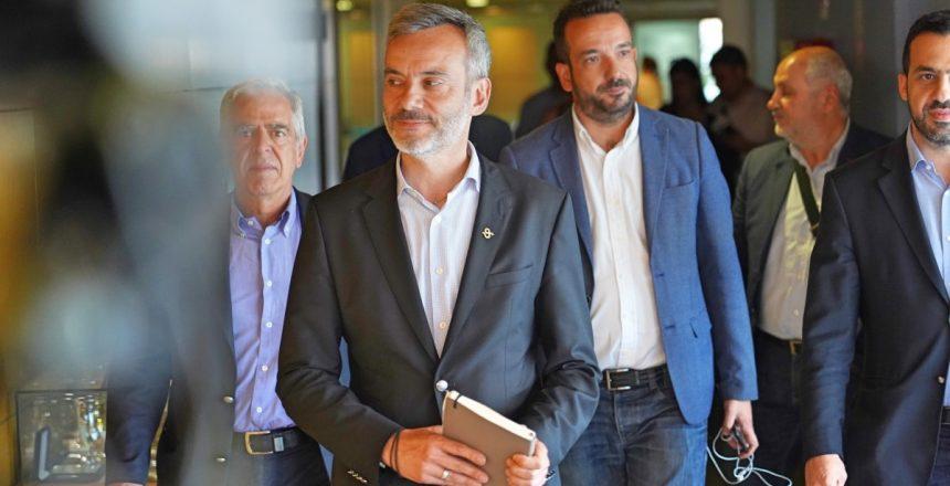 Ζέρβας: Ο Δήμος Θεσσαλονίκης αλλάζει σελίδα - Κρατάμε ό,τι καλό έχει γίνει